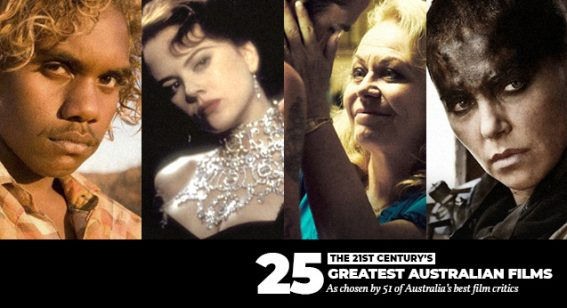 The 25 greatest Australian films of the 21st century