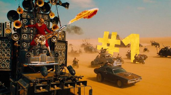 Edgar Wright calls Mad Max: Fury Road the greatest action movie ever made