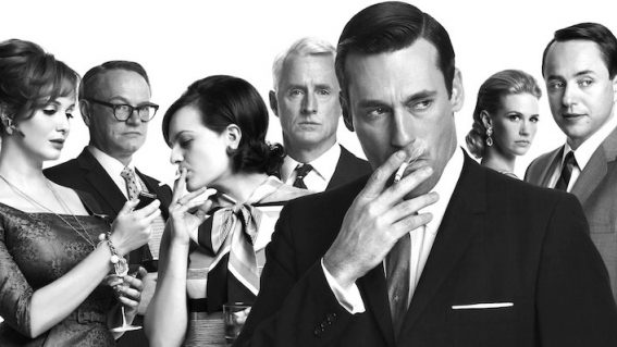 Every season of Mad Men is now available on Stan