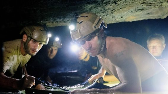 The first Tham Luang rescue movie, The Cave, is now playing in select Australian cinemas