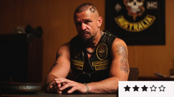 1% review: Australian biker movie is Sons of Anarchy on steroids