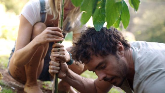 Damon Gameau's new documentary 2040 will premiere at Gold Coast Film Festival