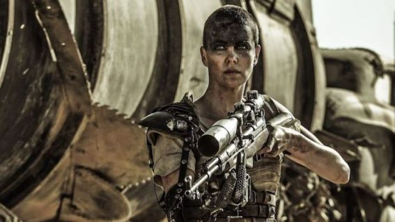 Charlize Theron is disappointed she won't return for Mad Max's Furiosa spin-off