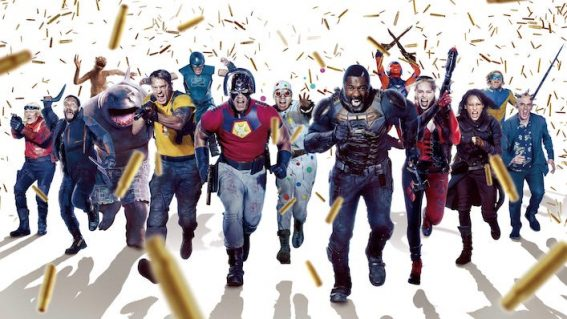 The Suicide Squad bring mayhem to your living room, fast-tracked onto digital release straight from cinemas