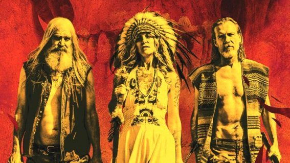 Rob Zombie's 3 From Hell playing in NZ cinemas this Halloween