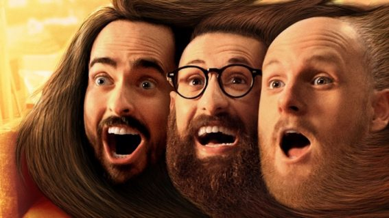 Australian trailer and release date: Aunty Donna's Big Ol' House of Fun