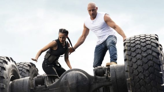 Fast & Furious 9 races to the biggest opening week in Australia since 2019