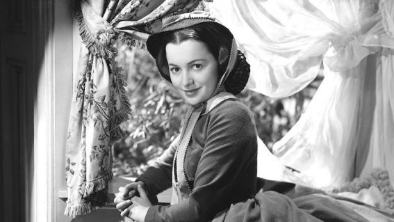 Vale Olivia De Havilland, one of the last surviving stars of Hollywood's golden age