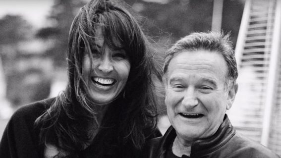 When will the Robin Williams documentary Robin's Wish be released in Australia?
