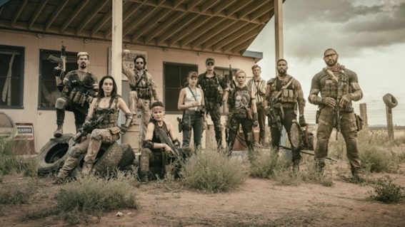 Australian trailer and release date for Zack Snyder's zombie melee Army Of The Dead