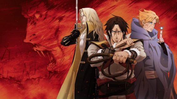 How to watch Castlevania's fourth season of anime vampire carnage in Australia