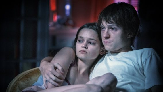 Australian trailer and release date for Cherry, Tom Holland's biggest lead role yet