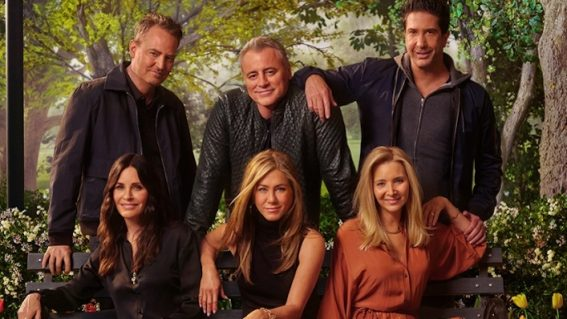 27 years and 10 seasons later, here's how to watch the Friends reunion