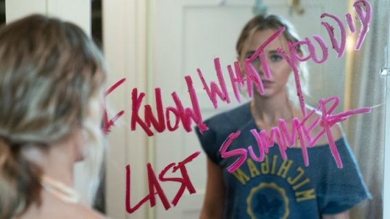 The I Know What You Did Last Summer spin-off series arrives on Prime Video in October