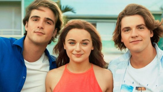 The final romantic chapter of The Kissing Booth trilogy is about to land on Netflix