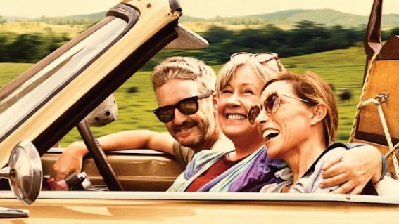 Aussie dementia dramedy June Again is now playing in cinemas