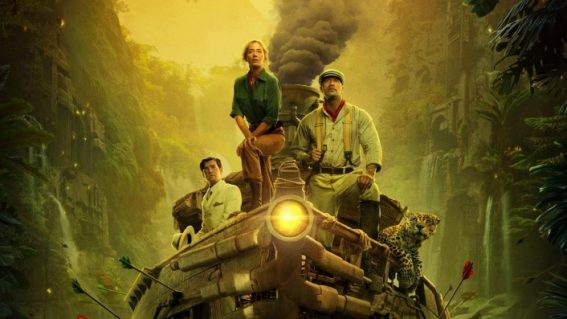 Anchors aweigh! Here's the trailer and release date for Jungle Cruise