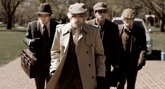American Animals director Bart Layton on his 5-star heist film