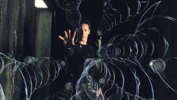 All three original Matrix films are now on Netflix for your spoon-bending pleasure