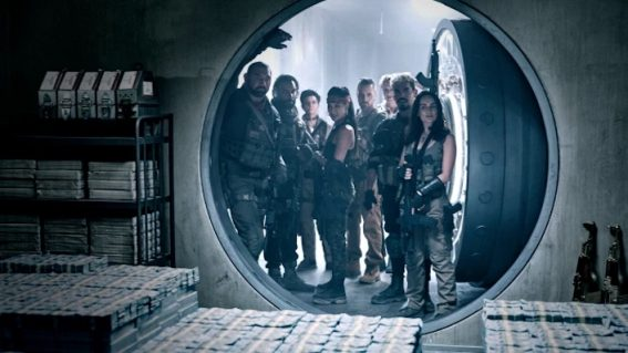 Army of The Dead crawls into Netflix's list of its top 10 most watched movies
