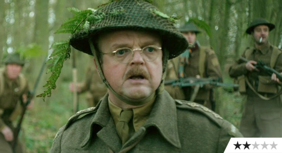 Review: 'Dad's Army' Fails in the War on Lameness