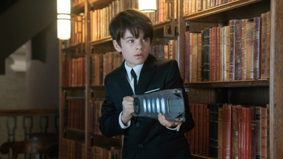 Embrace a magical reality with Artemis Fowl on Disney+