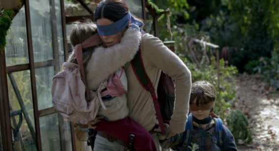 Bird Box has an irresistable hook, but we've seen so much of it before