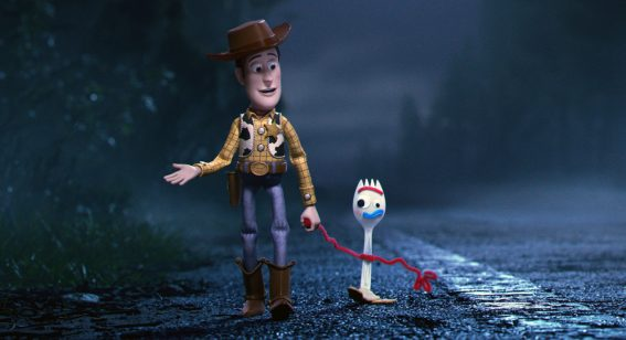 Toy Story 4 leads weekly box office… but our Spidey-sense is tingling