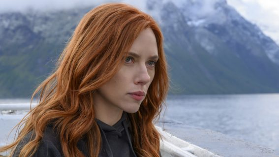 Black Widow is an MCU also-ran that only kinda works