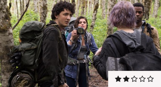 Review: 'Blair Witch' is Literally Hard to Watch