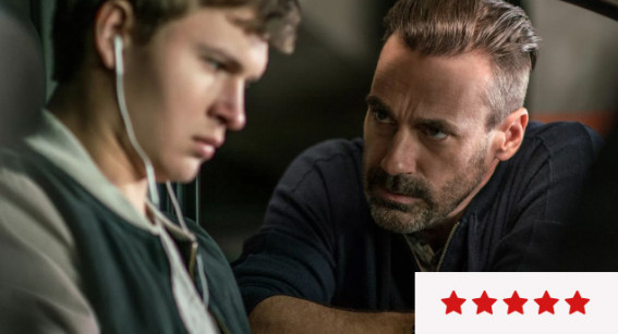 Review: 'Baby Driver' is Realised With Passion and Attention to Detail