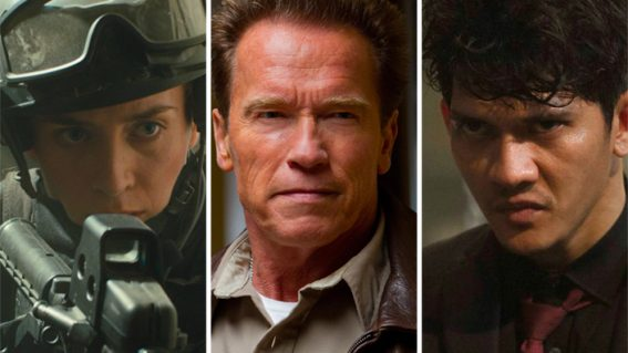 The top 20 action movies on Netflix