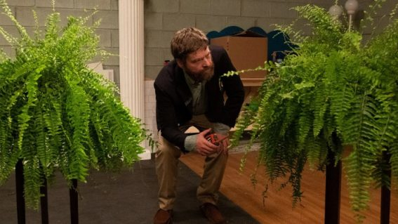 Between Two Ferns: The Movie and everything else on Netflix in September