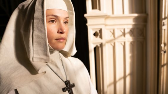 New take on naughty nun tale Black Narcissus is as eerie and erotic as ever
