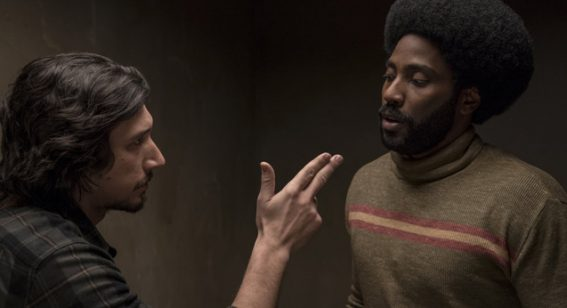 Everything on NEON this May, including 5-star Oscar winner BlacKkKlansman