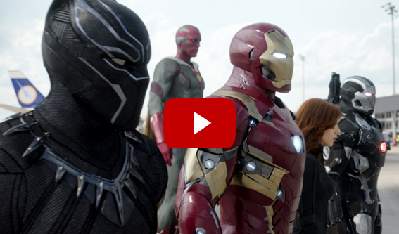 Trailer Breakdown: 'Captain America: Civil War'