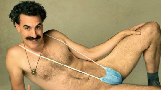 Subsequent Moviefilm review: Can Borat still shock us?
