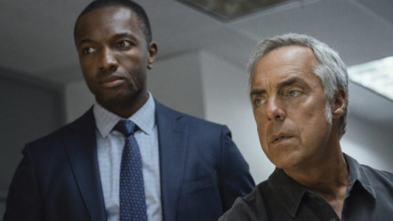 Bosch is back this month for his seventh (and final) season