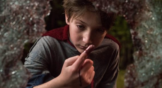 Superman's jizz creates a monster in Brightburn, a one-note but chillingly effective horror movie