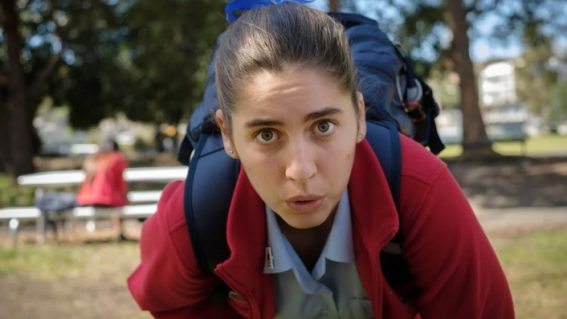 Bump proves adolescence is already hard enough, even without a surprise birth