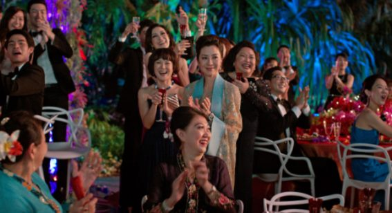 Weekend box office: Crazy Rich Asians is a smash hit in Australia