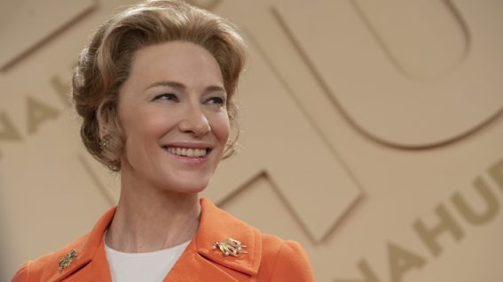 Cate Blanchett excels in Mrs. America, examining 1970s female-led politics