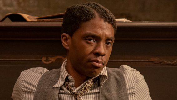 Chadwick Boseman's swan song leaves you mourning on- and off-screen tragedies