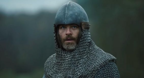 Netflix's Outlaw King underdelivers (unless you want to see Chris Pine's junk)