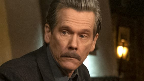 Kevin Bacon plays an unredeemable scumbag with gusto in crime drama City on a Hill