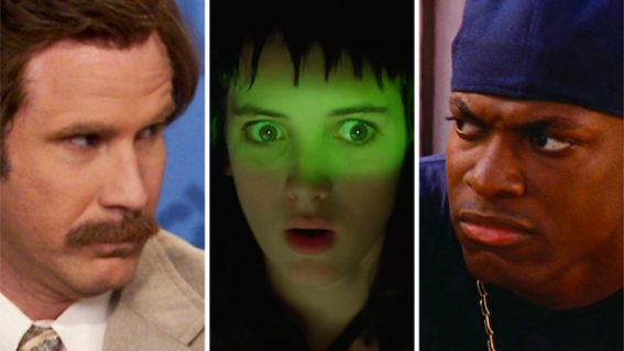 The top 20 comedy movies on Netflix