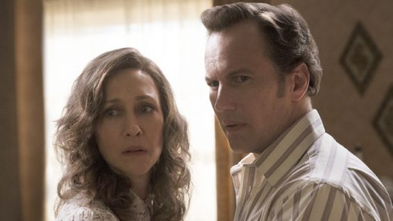 Conjuring sequel is a good, entertaining thriller, twistier than its predecessors