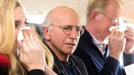 Has life in lockdown made the whole world more like Larry David?