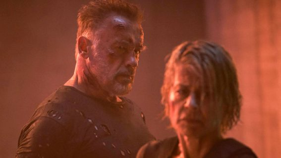 Look, Dark Fate is probably the best Terminator film we were going to get