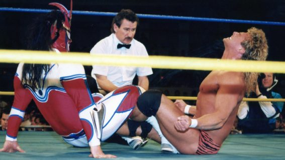 Dark Side of the Ring returns, exploring wrestling's shadowy corners of spandex and blood